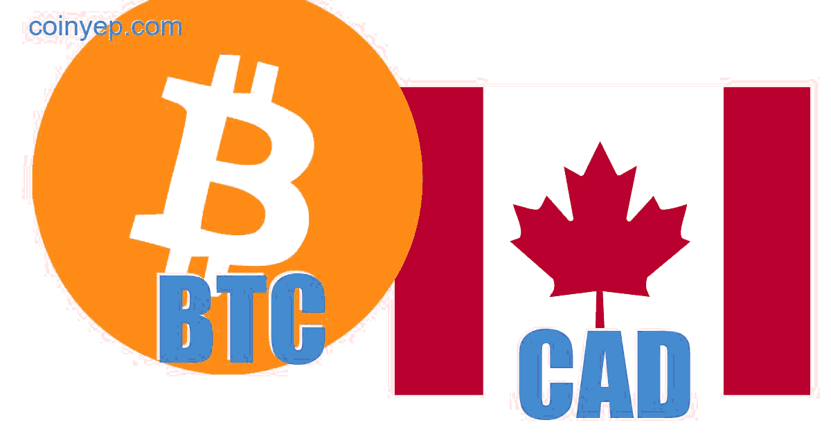 cad la bitcoin bitcoin prețul prețului cad