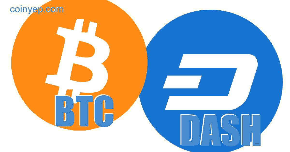 Cambio Dash Bitcoin