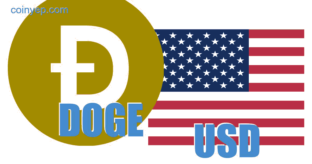 Dogecoin Us Dollar Doge Usd Free Currency Exchange Rate Conversion Calculator Coinyep