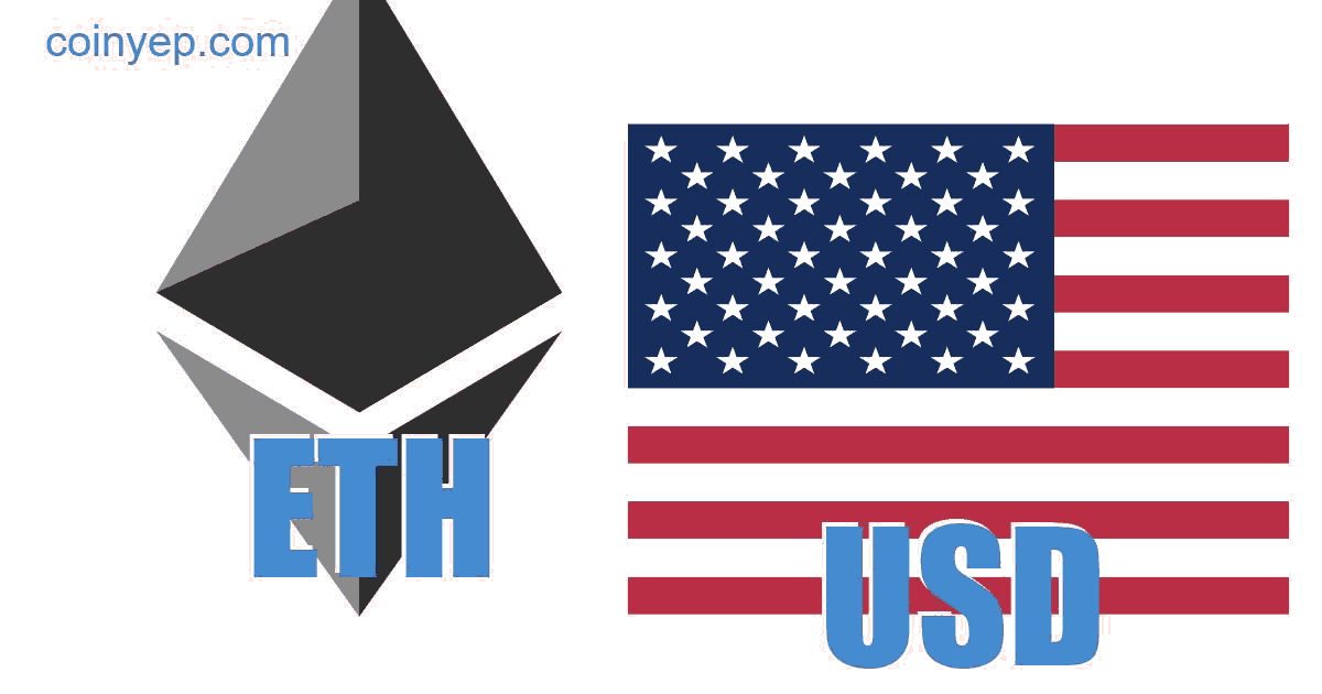 Ethereum Us Dollar Eth Usd Free Currency Exchange Rate Conversion Calculator Coinyep