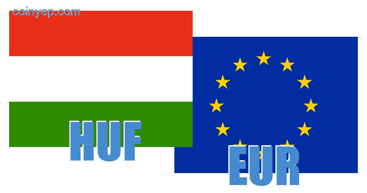 moda rozsądna cena ponadczasowy design Forint węgierski - Euro (HUF/EUR) Darmowy kalkulator walut. Narzędzie do  przeliczania walut | CoinYEP